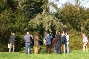 training excursietechnieken en natuurbeleving